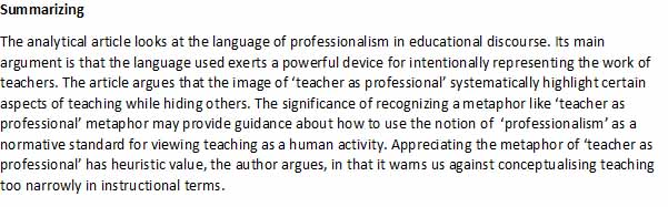 the summary of professional development 1 Summary of research on the effectiveness of math professional development approaches russell gersten, mary jo taylor, tran d keys, eric rolfhus, and rebecca newman-gonchar.